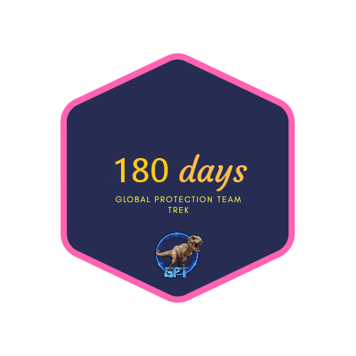 badge 180 days