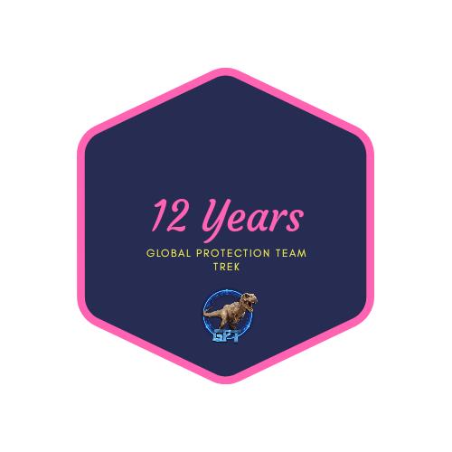 badge 12 years
