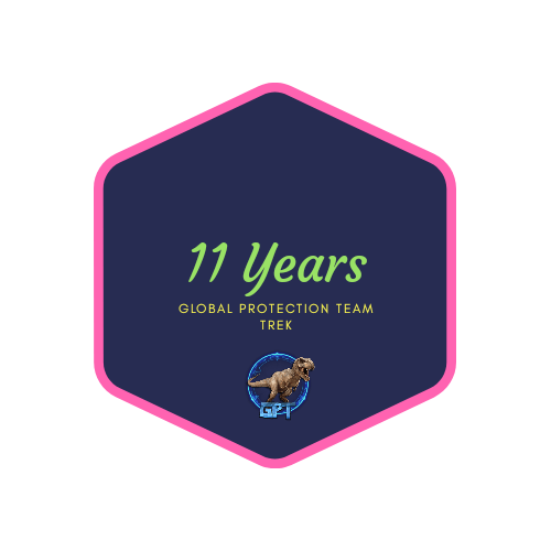badge 11 years