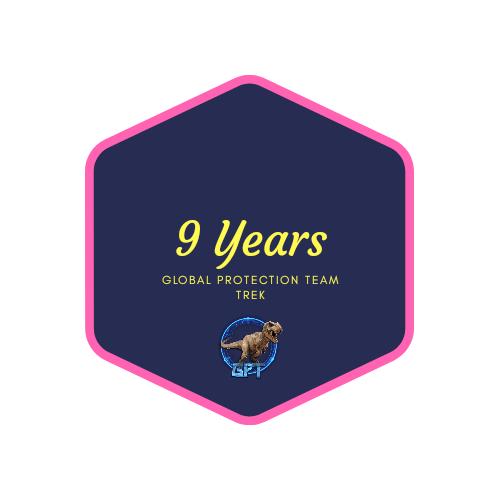 badge 9 years