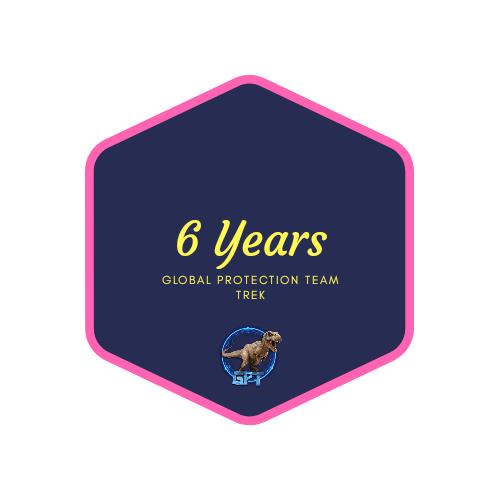 badge 6 years
