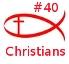 Old Christians badge - Trek 3